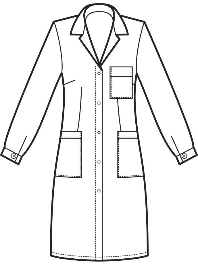 008000 camice donna bottoni a pressione A | Acquista Online La tua Divisa