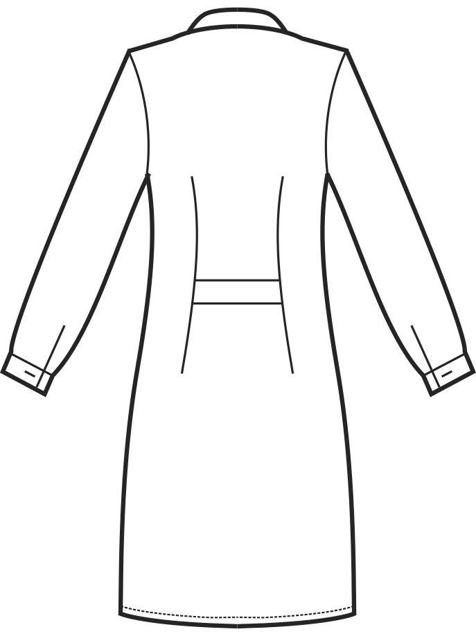 008000 camice donna bottoni a pressione B | Acquista Online La tua Divisa
