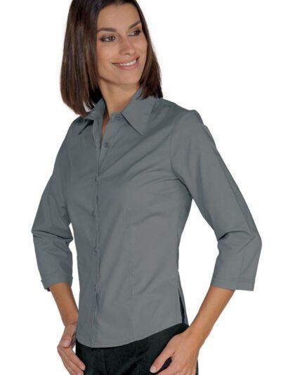 Camicie Donna Manica Tre Quarti