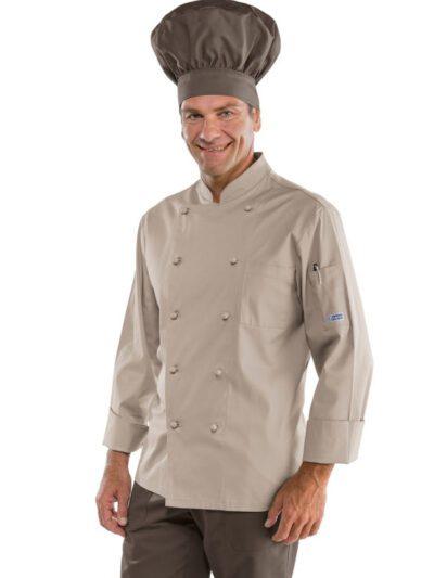 Giacche Cuoco Unisex Colorate Manica Lunga