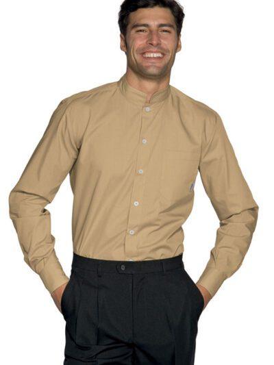 Camicie Unisex Manica Lunga