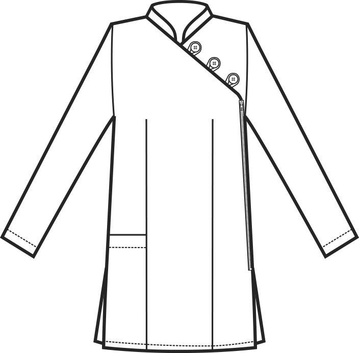 002400 casacca taipei A | Acquista Online La tua Divisa