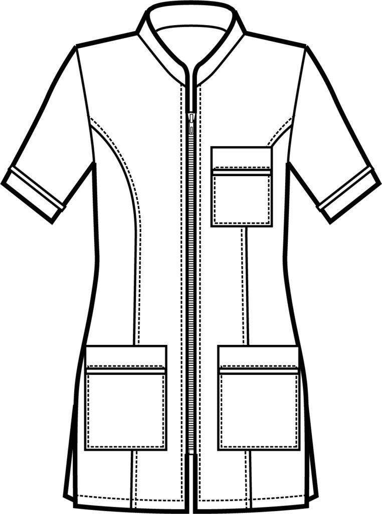 002500 casacca florida A | Acquista Online La tua Divisa