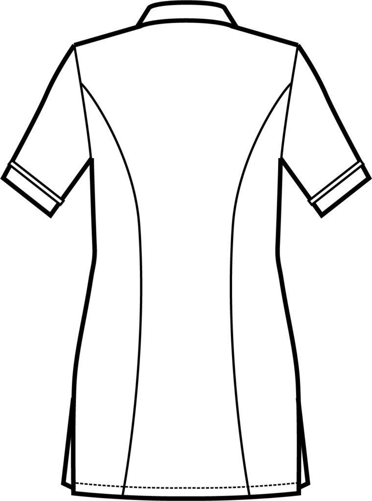 002500 casacca florida B | Acquista Online La tua Divisa