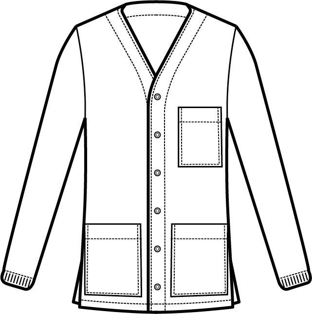 041200 casacca zouss A | Acquista Online La tua Divisa