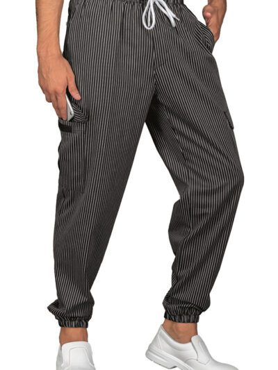 Pantaloni Unisex a Righe