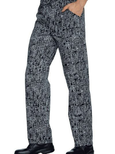 Pantaloni Unisex Bicolori