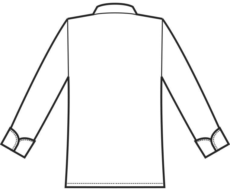 057000 giacca cuoco B | Acquista Online La tua Divisa