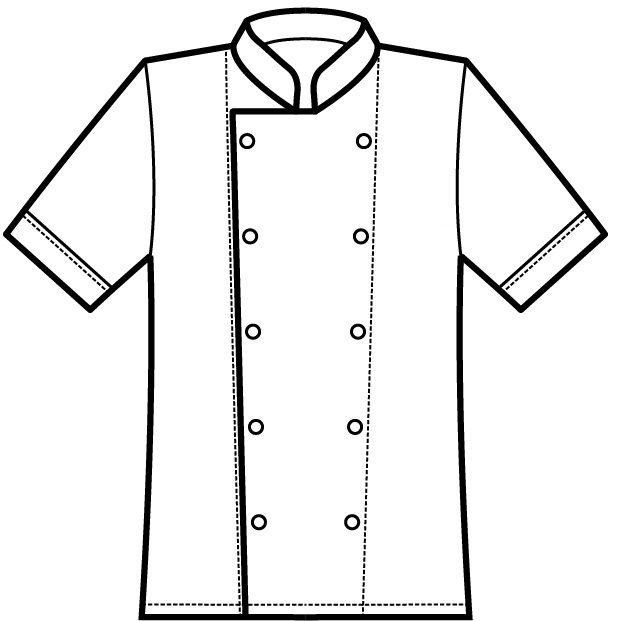 057101 giacca cuoco M M A | Acquista Online La tua Divisa