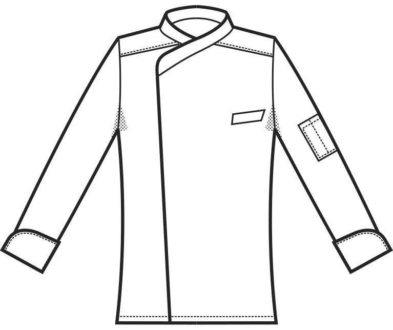 059300 giacca bilbao A | Acquista Online La tua Divisa