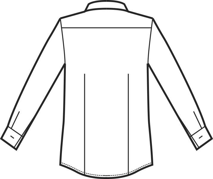 061800 camicia dublino unisex B | Acquista Online La tua Divisa