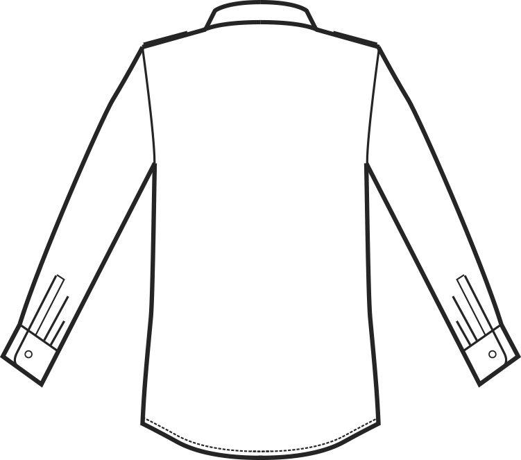 062800 camicia pilota B | Acquista Online La tua Divisa