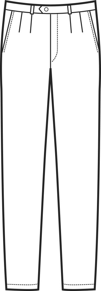 063000 pantalone uomo A | Acquista Online La tua Divisa