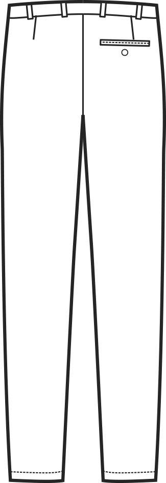 063000 pantalone uomo B | Acquista Online La tua Divisa