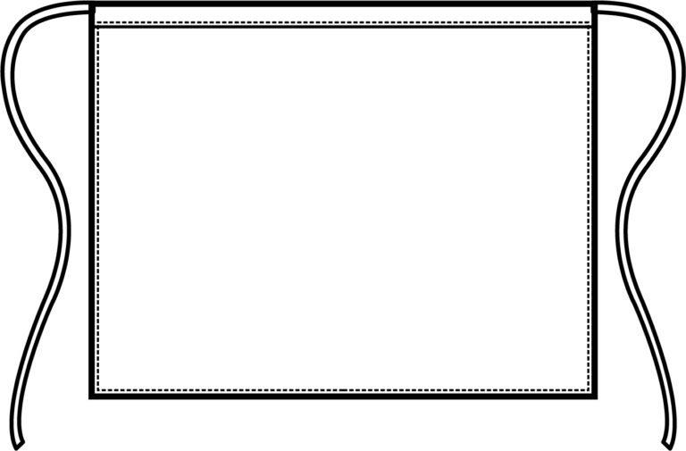 086900 grembiule nicaragua | Acquista Online La tua Divisa