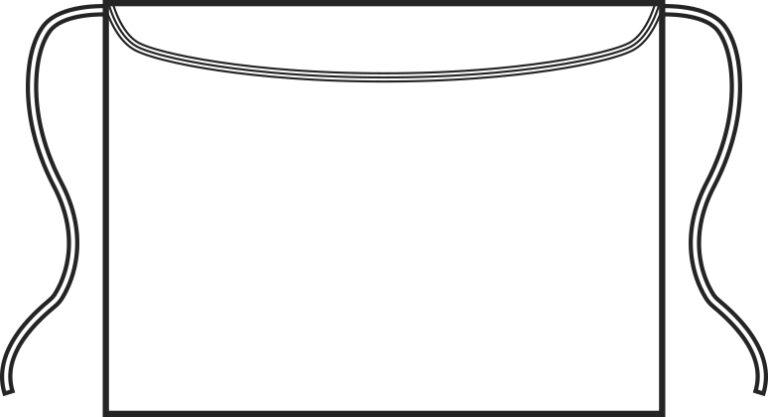 114400 grembiule rondin | Acquista Online La tua Divisa