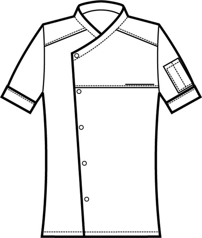 058400M giacca cuoco erickson A   Acquista Online La tua Divisa